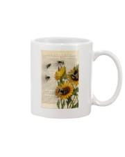 Sunflower Bee Mug thumbnail