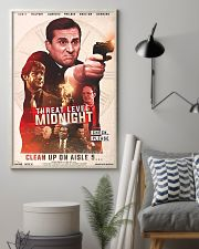 Midnight Office 16x24 Poster lifestyle-poster-1