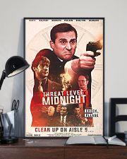 Midnight Office 16x24 Poster lifestyle-poster-2