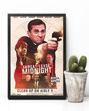 Midnight Office 16x24 Poster lifestyle-poster-8