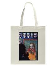 Let's Smile Poster Tote Bag thumbnail