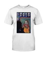 Let's Smile Poster Classic T-Shirt thumbnail