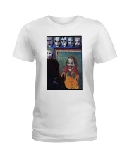 Let's Smile Poster Ladies T-Shirt thumbnail