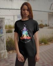 Love Is My Religion Classic T-Shirt apparel-classic-tshirt-lifestyle-18