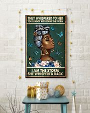 Afro Queen 11x17 Poster lifestyle-holiday-poster-3