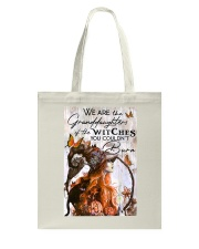 Witches Girl Tote Bag thumbnail