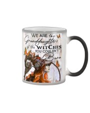 Witches Girl Color Changing Mug thumbnail