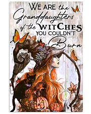 Witches Girl 11x17 Poster front