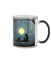 Sunflower Peaceful Color Changing Mug tile