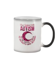 Autism Awareness Puzzle Color Changing Mug thumbnail