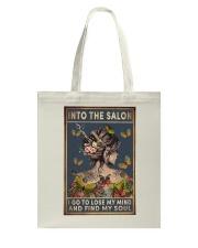 Into The Salon Tote Bag thumbnail