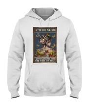Into The Salon Hooded Sweatshirt thumbnail