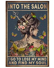 Into The Salon 11x17 Poster front