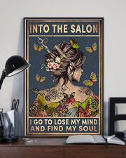 Into The Salon 11x17 Poster lifestyle-poster-2