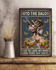 Into The Salon 11x17 Poster lifestyle-poster-3