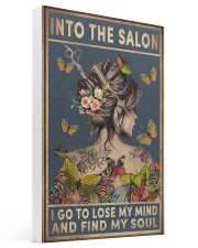 Into The Salon 16x24 Gallery Wrapped Canvas Prints thumbnail