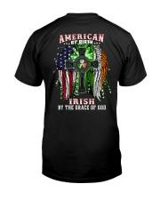 Beer Retirement Classic T-Shirt back