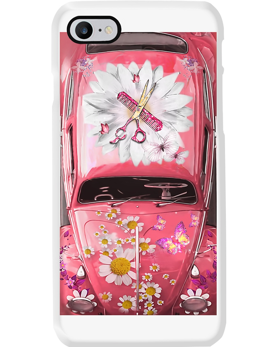 Hairstyling Vw Bug Phone Case