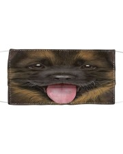 Cute Dog Cloth face mask front
