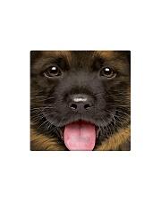 Cute Dog Square Magnet thumbnail
