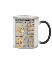Corgi Knowledge Color Changing Mug thumbnail
