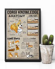 Corgi Knowledge 11x17 Poster lifestyle-poster-8