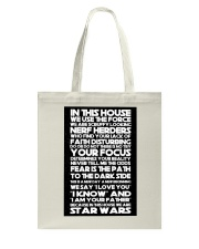 In This House SW Tote Bag thumbnail