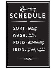 Laundry Room 11x17 Poster front