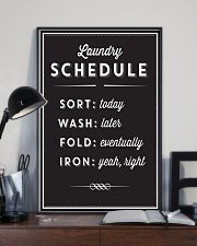 Laundry Room 11x17 Poster lifestyle-poster-2