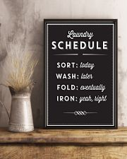 Laundry Room 11x17 Poster lifestyle-poster-3