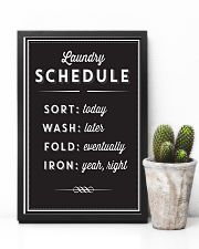 Laundry Room 11x17 Poster lifestyle-poster-8