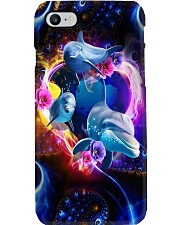 Spiral Dolphins Phone Case i-phone-7-case