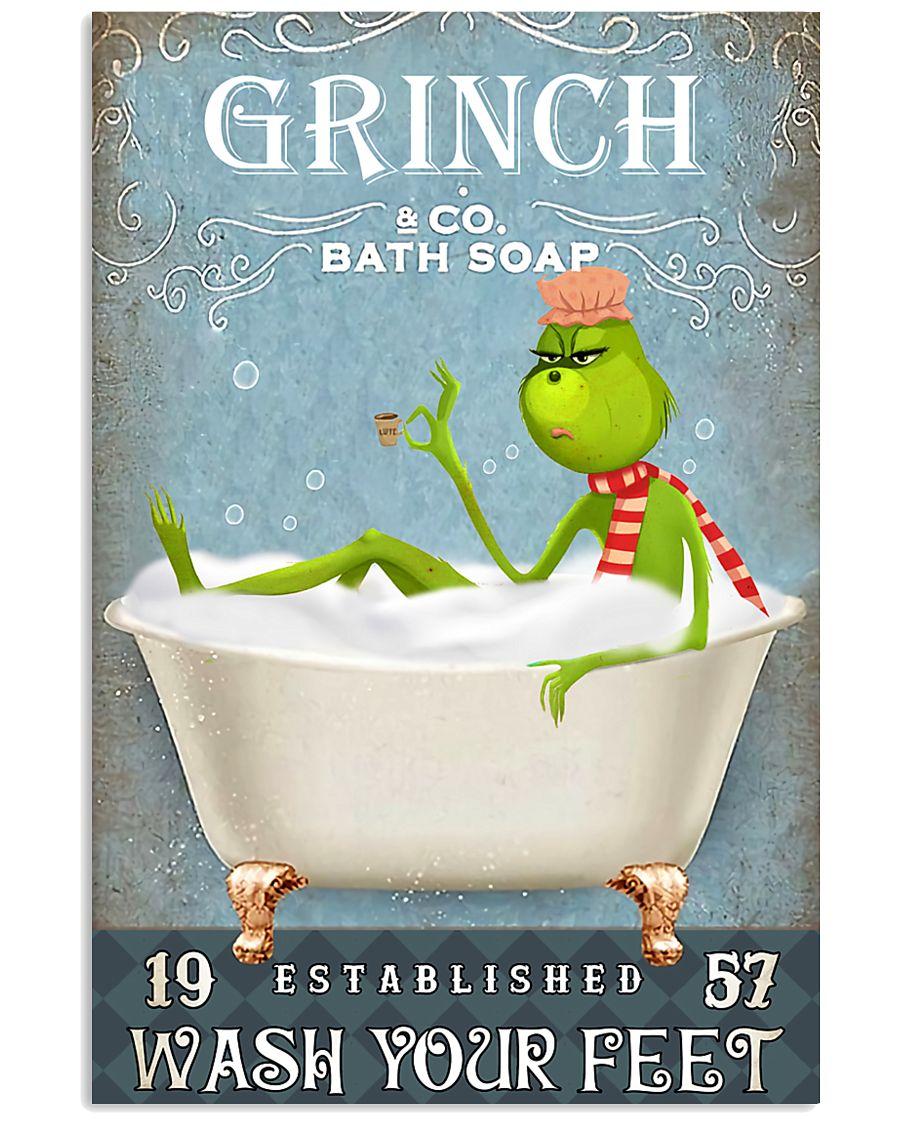 GNCH Bathtub 11x17 Poster