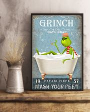 GNCH Bathtub 11x17 Poster lifestyle-poster-3