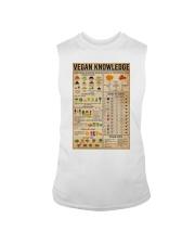 Vegan Knowledge Sleeveless Tee thumbnail