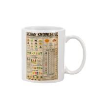 Vegan Knowledge Mug thumbnail
