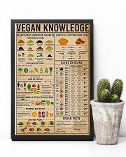 Vegan Knowledge 11x17 Poster lifestyle-poster-8