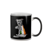 Love Irish Forever Color Changing Mug tile