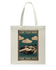 Lose Your Mind In Music Tote Bag thumbnail