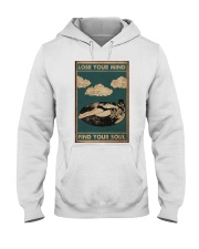 Lose Your Mind In Music Hooded Sweatshirt thumbnail