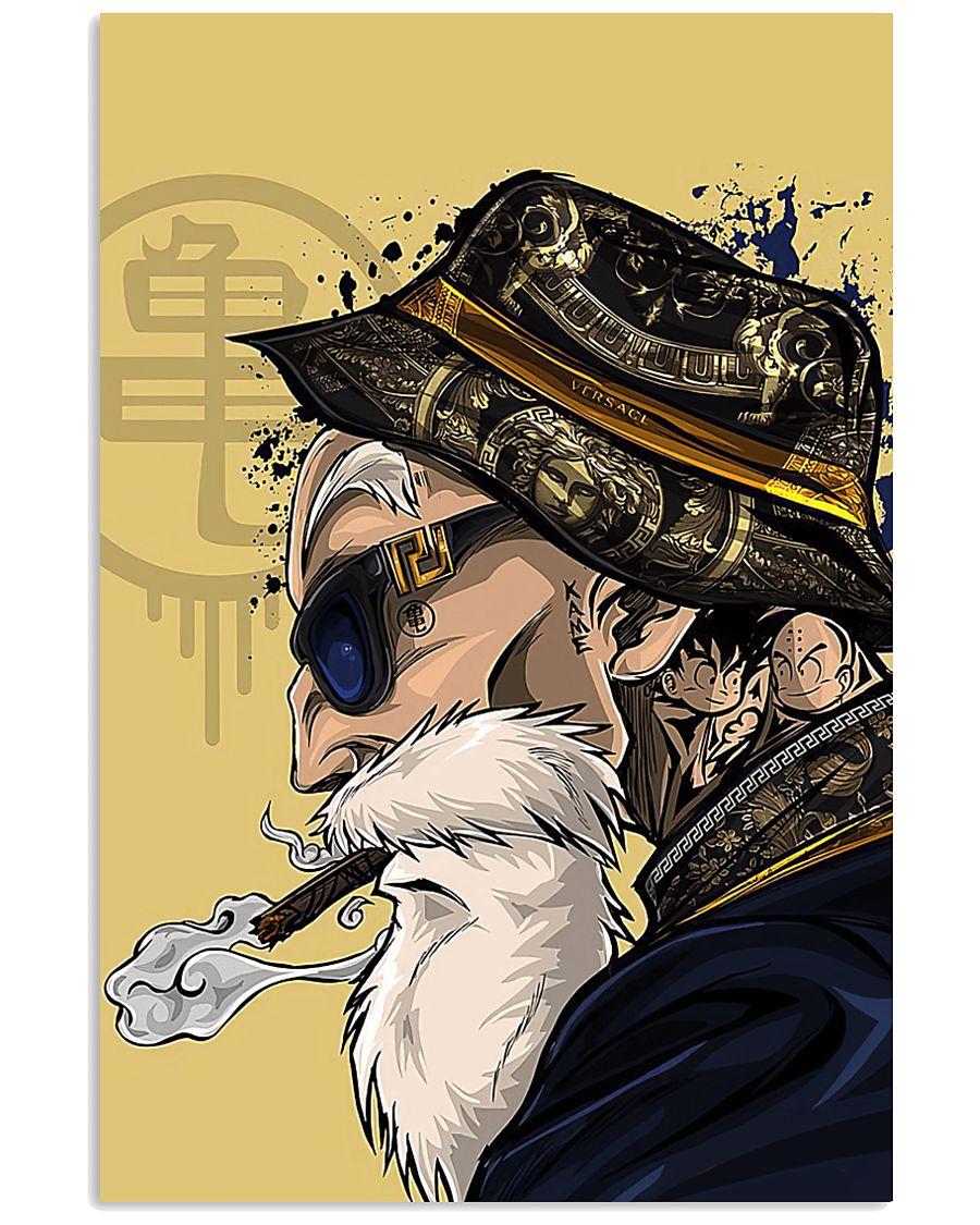 Wise Elder 16x24 Poster