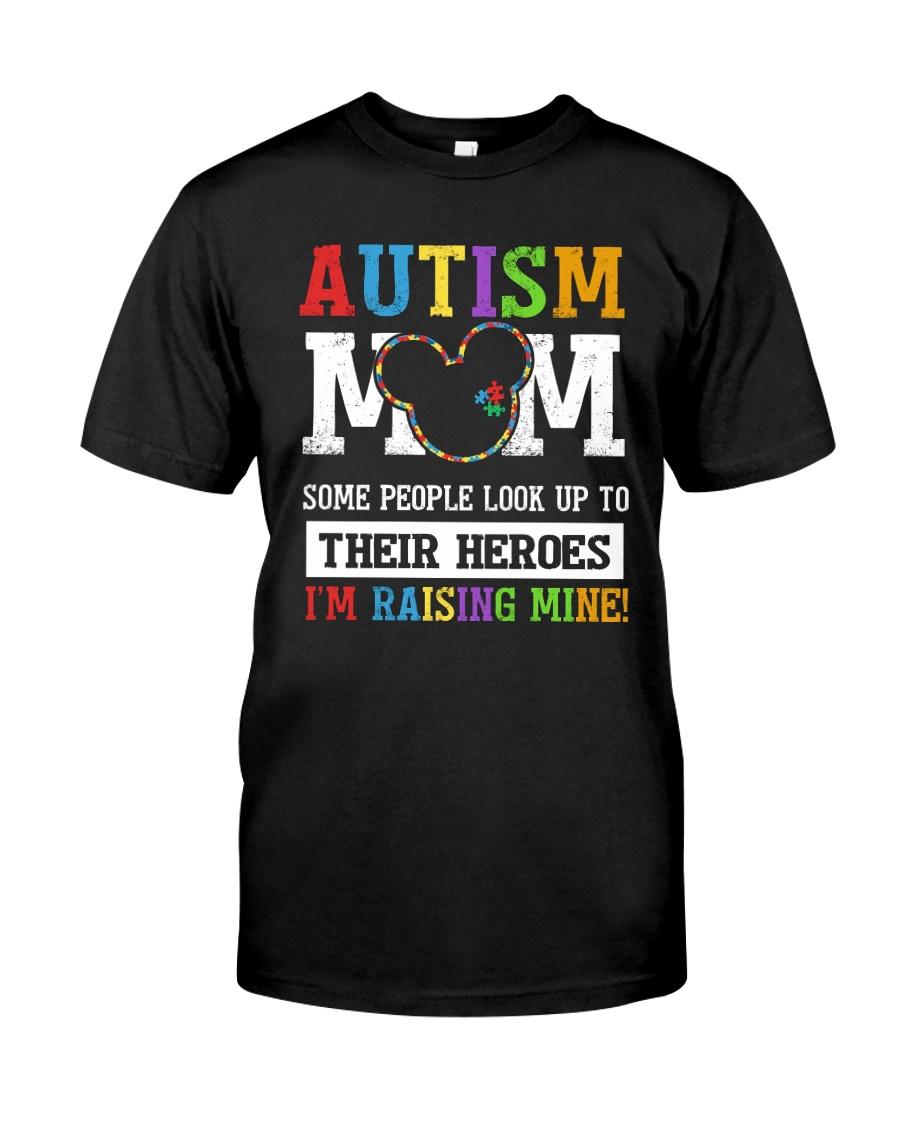 Autism Mom Classic T-Shirt