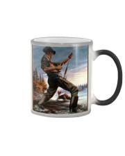 I Love Fishing Color Changing Mug thumbnail