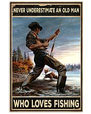 I Love Fishing 11x17 Poster front
