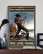 I Love Fishing 11x17 Poster lifestyle-poster-2