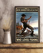 I Love Fishing 11x17 Poster lifestyle-poster-3