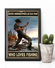 I Love Fishing 11x17 Poster lifestyle-poster-8