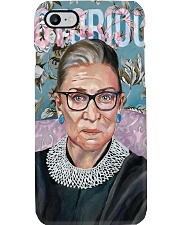 Notorious RBG Phone Case tile