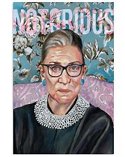 Notorious RBG 11x17 Poster front