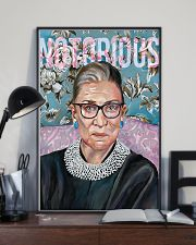 Notorious RBG 11x17 Poster lifestyle-poster-2